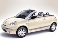 Citroen C3 Pluriel Cabrio Manual