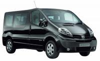 Nissan Primastar Mini Bus Manual