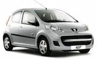Peugeot 107 Manual