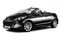 Peugeot 207 Cabrio Automatic