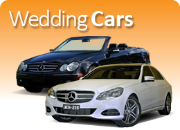 wedding cars in santorini
